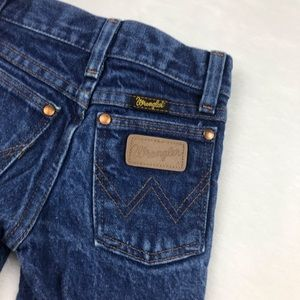 Wrangler Bottoms - VTG Wrangler Boys Jeans Sz 1 Toddler 13 Months